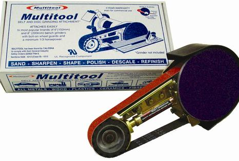 Nc Tool Shop Multitool 362 Bench Grinder Attachment